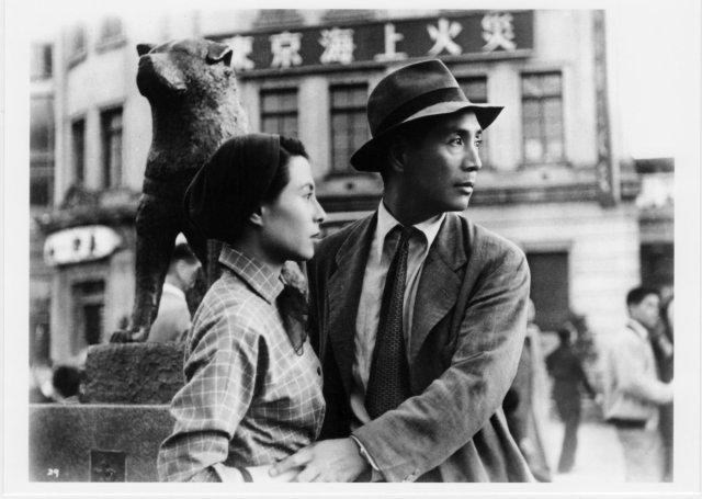 Carta de amor (Koibumi, 1953) Dir. Kinuyo Tanaka