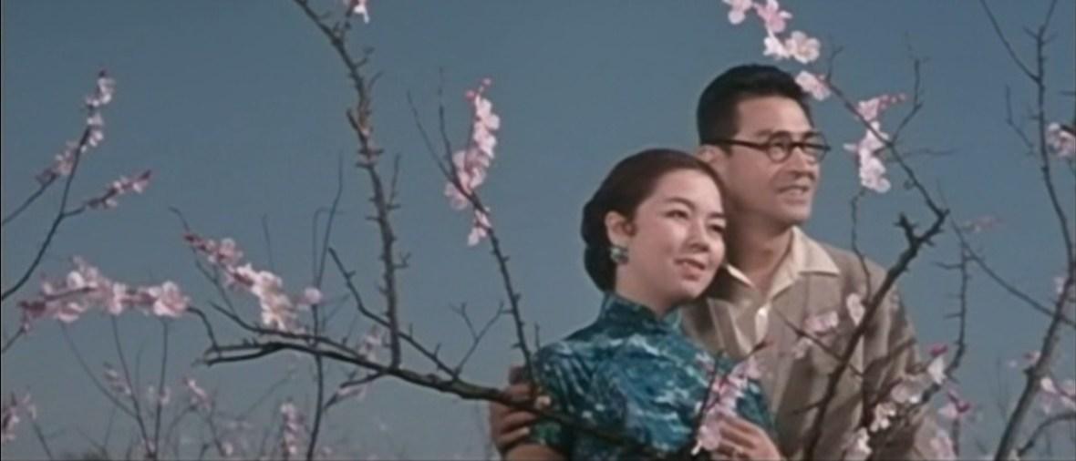 La princesa errante (Ruten no ôhi, 1960). Dir. Kinuyo Tanaka