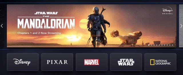 Disney+ The Mandalorian