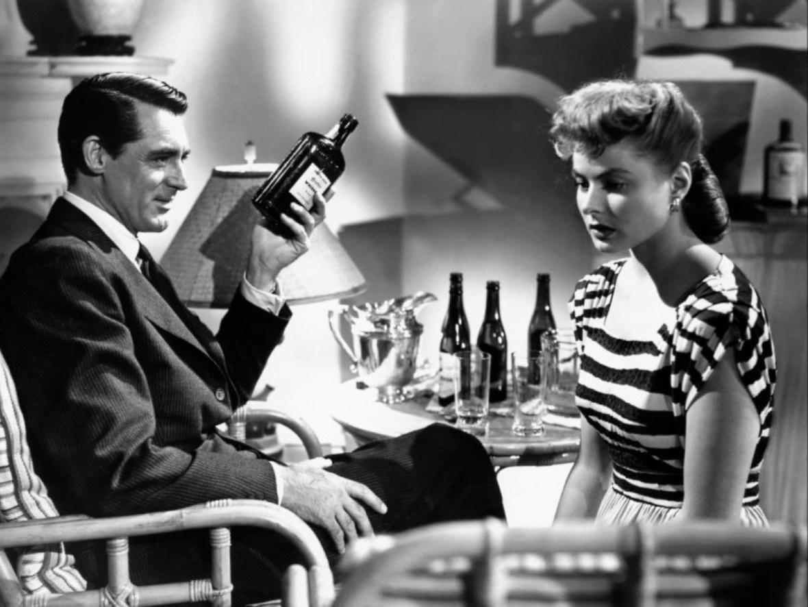 Encadenados (Notorious, 1946)