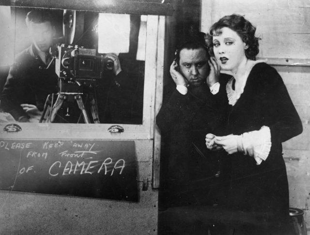 La muchacha de Londres (Blackmail, 1929) Alfred Hitchcock