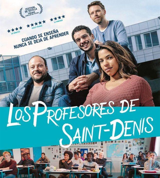 Los profesores de Saint-Denis