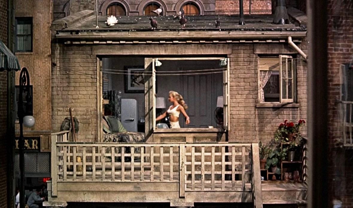 La ventana indiscreta (Rear Window, 1954) Alfred Hitchcock