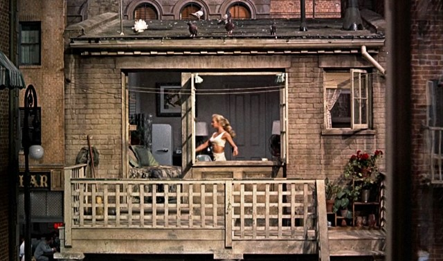 La ventana indiscreta (Rear Window, 1954) Alfred Hitchcock