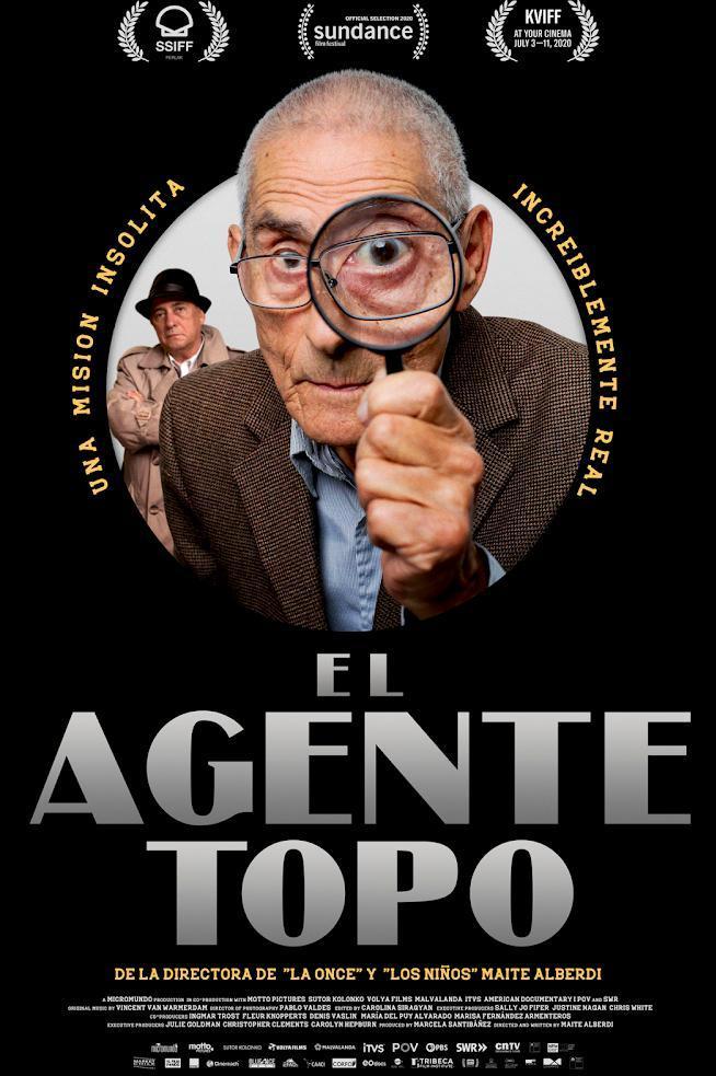 El agente topo (Maite Alberdi, 2020)