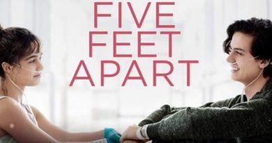 Five Feet Apart – emoție la superlativ