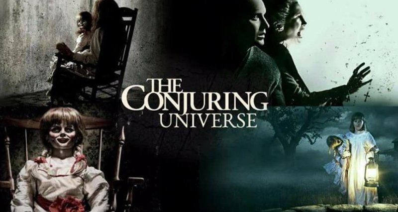 Pășește alături de noi în Universul Conjuring
