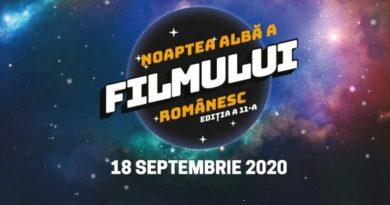 Noaptea Albă a Filmului Românesc🌙 2020