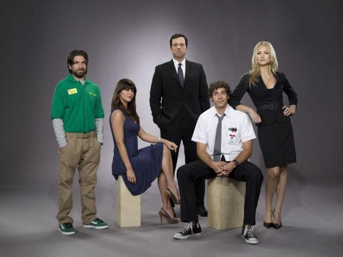 Chuck serie tv