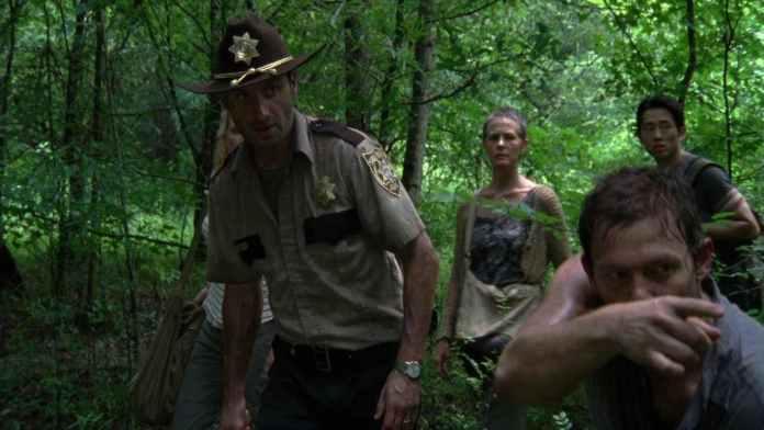 The Walking Dead 2x01