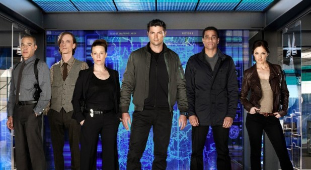 Almost Human 1X02