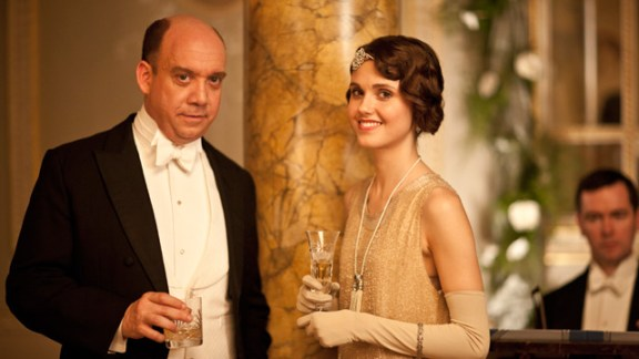 Downton- abbey giamatti