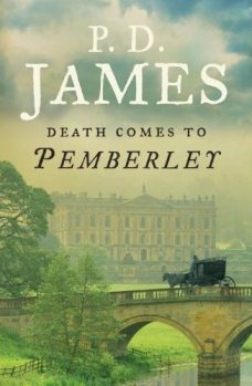 Death Comes to Pemberley-book