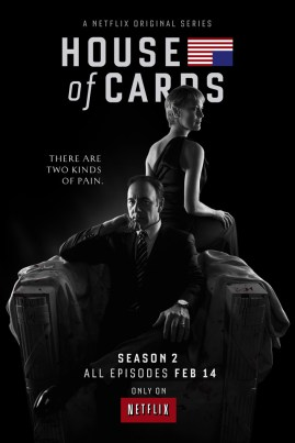 house of cards 2 poster