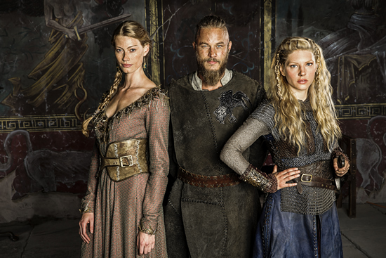 vikings-season-2-aslaug-ragnar-lagertha-history