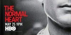 The Normal Heart Poster Matt Bomer