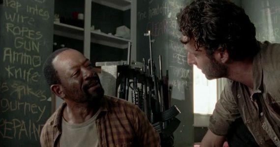 The Walking Dead season 5 Morgan to return