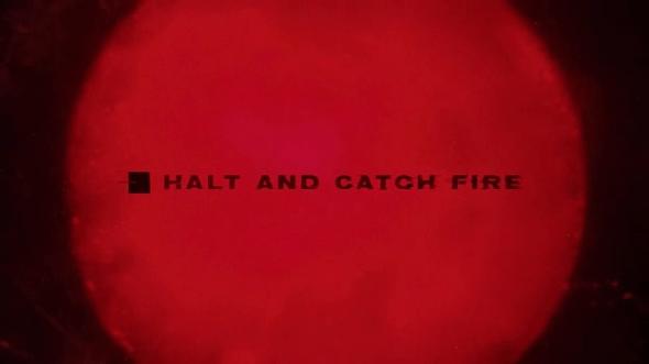 Halt and Catch Fire-logo