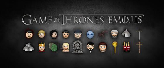 Game of Thrones emoticon