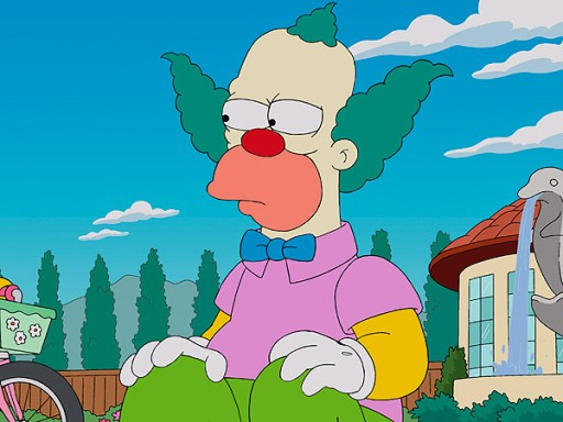 krusty-klown-simpson