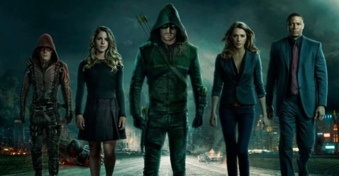 Arrow 3 stagione