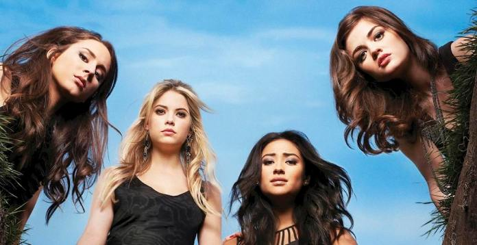 Pretty Little Liars 5 stagione