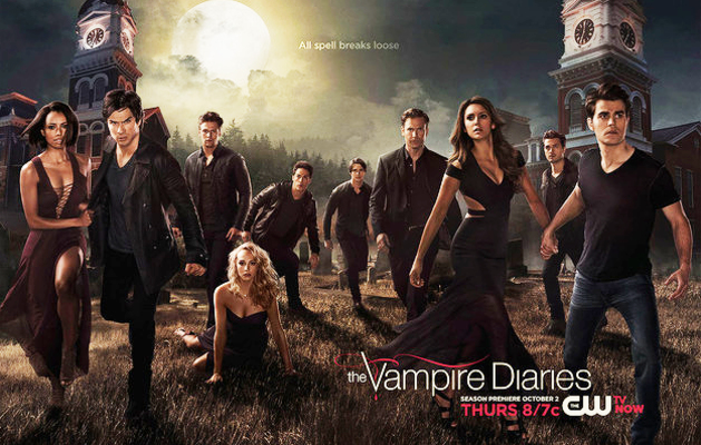 The Vampire Diaries 7 stagione