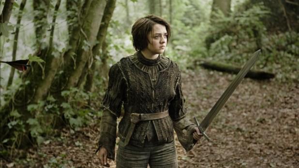 Arya Stark - Arti Performative