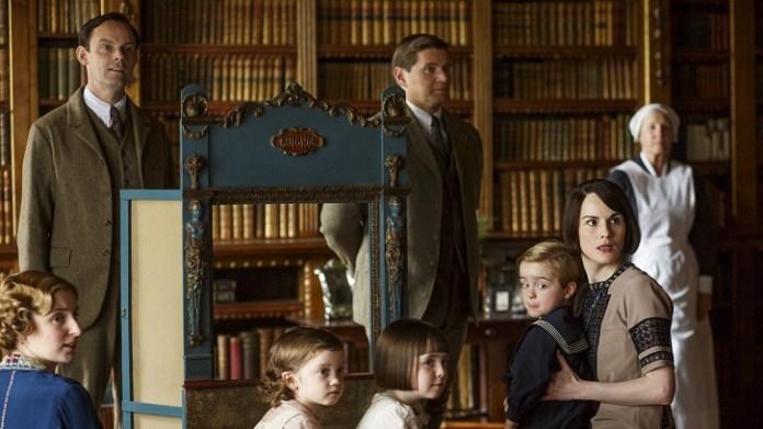 Downton Abbey 6x08
