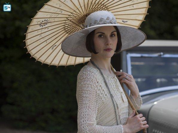 Downton Abbey chrismas day 1