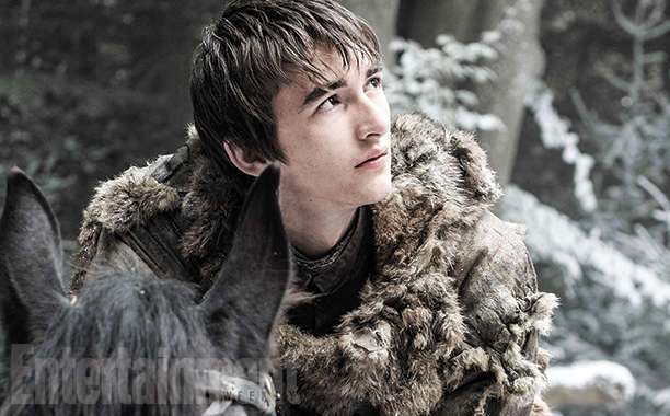 Isaac Hempstead Wight Game of Thrones 6 Bran Stark