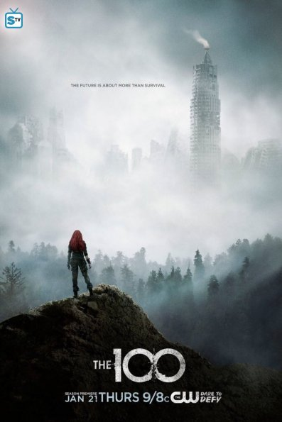 The 100 3 poster