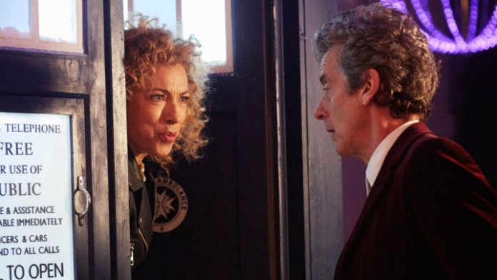 WARNING: Embargoed for publication until 00:00:01 on 05/12/2015 - Programme Name: Doctor Who - TX: 25/12/2015 - Episode: n/a (No. n/a) - Picture Shows: ***EMBARGOED UNTIL 00:01hrs 5th DEC 2015*** Doctor Who (PETER CAPALDI) - (C) BBC - Photographer: Simon Ridgway