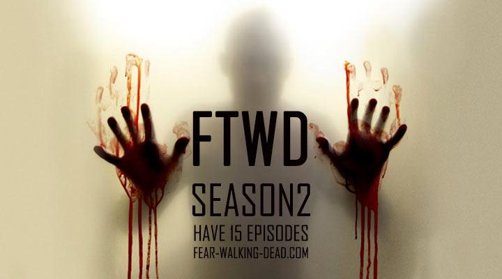 Fear The Walking Dead 2
