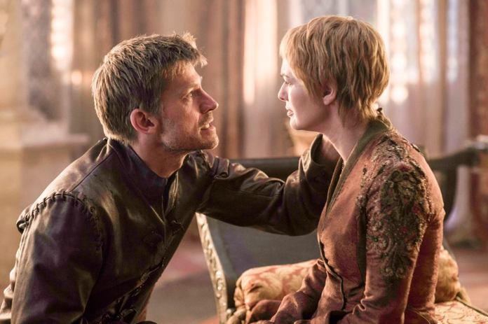 Game of Thrones 6, Jamie Lannister, Cersei Lannister,