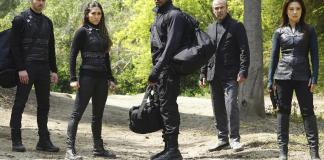 Agents of SHIELD 3x21-3x22