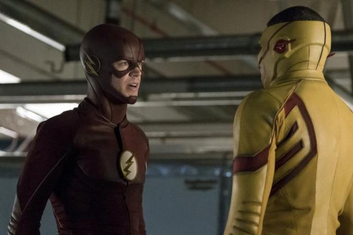 The Flash 3x10