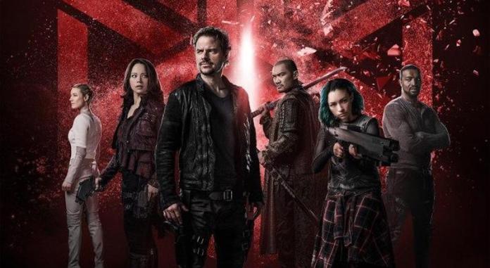 Dark Matter 3 stagione