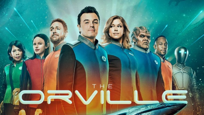 The Orville 1 stagione