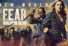 Fear The Walking Dead 4 stagione