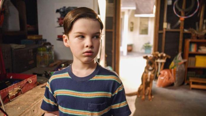 Young Sheldon 1x20
