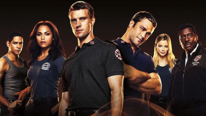Chicago Fire 7 stagione