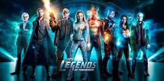 Legends of Tomorrow 4 stagione