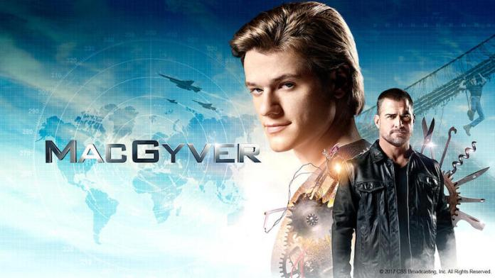 MacGyver 3 stagione