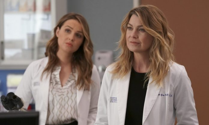 Grey's Anatomy 15 stagione