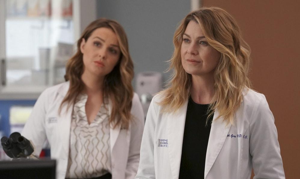 Grey\'s Anatomy 15 stagione: episodi, anticipazioni e streaming ...
