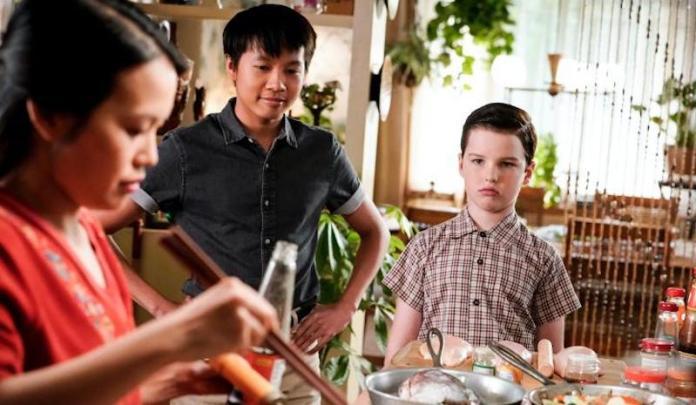 Young Sheldon 2x04