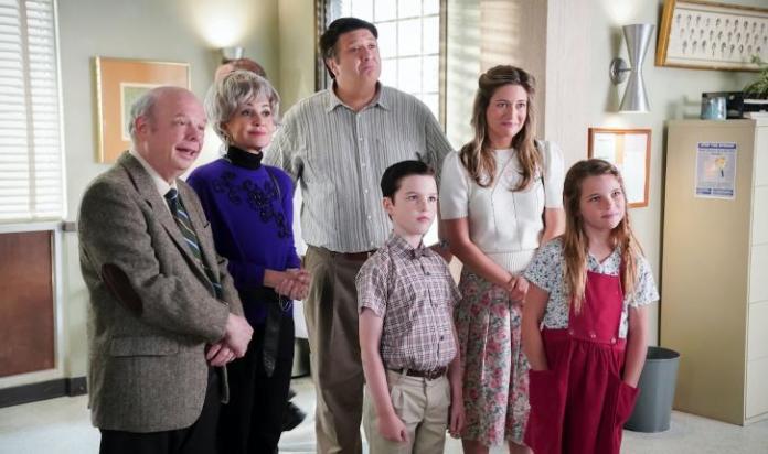 Young Sheldon 2x05