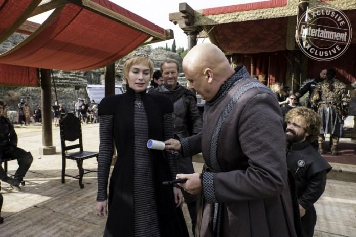 Cersei And Varys