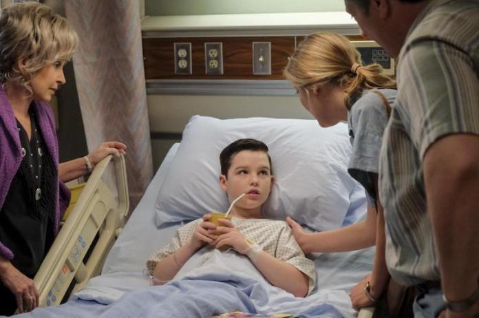 Young Sheldon 2x12